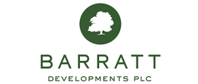 Barrett Developments logo