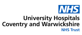 Coventry and Warwickshire NHS logo