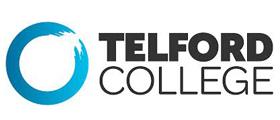Telford College logo