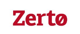 Zerto partner logo