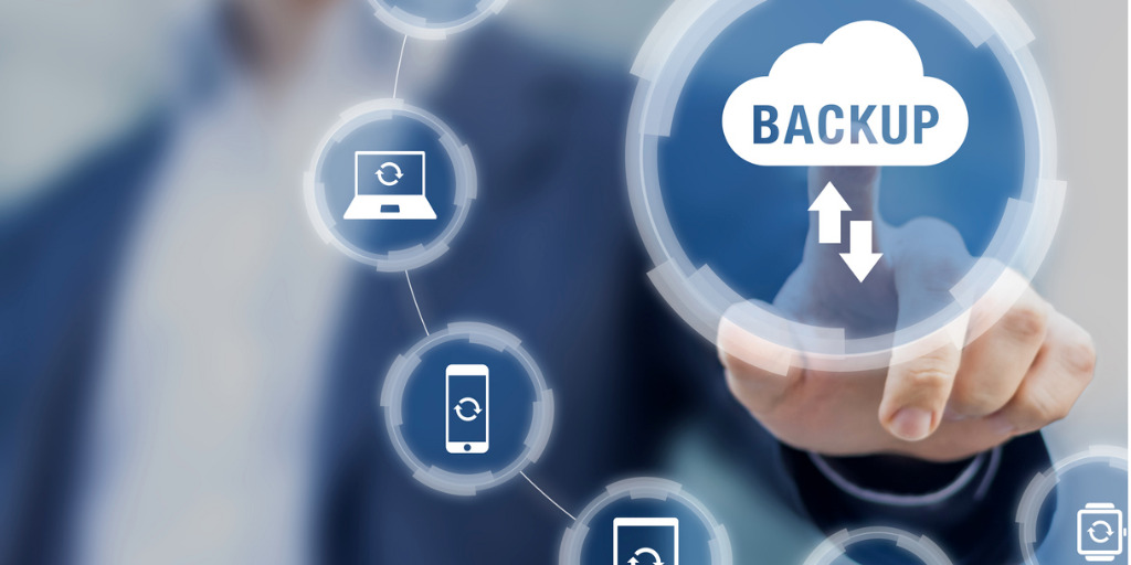 cloud backup strategy