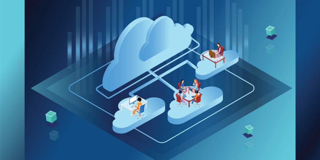 Cloud-based backup and disaster recover i